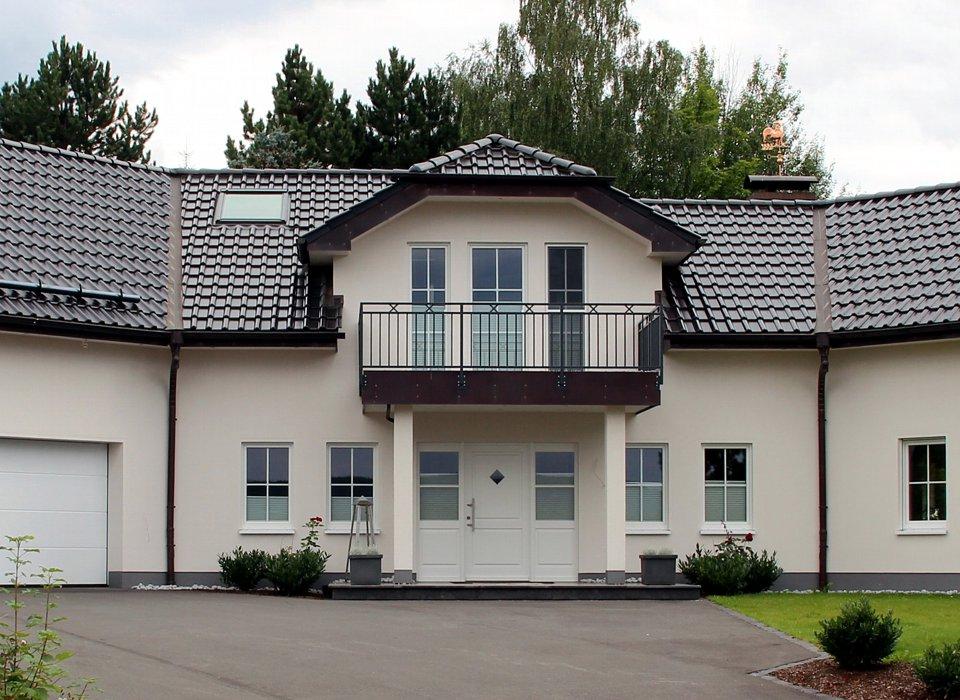 Holzrahmenbau Haus NRW